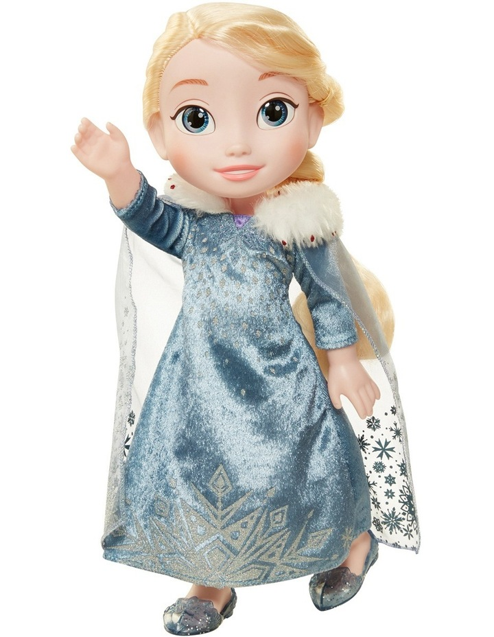Singing Traditions Feature Elsa Doll image 2
