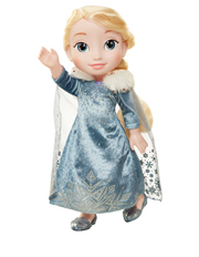 Disney Frozen - Singing Traditions Feature Elsa Doll