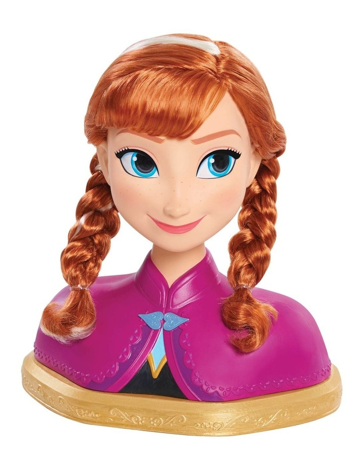 Frozen Anna Styling Head - Deluxe image 3