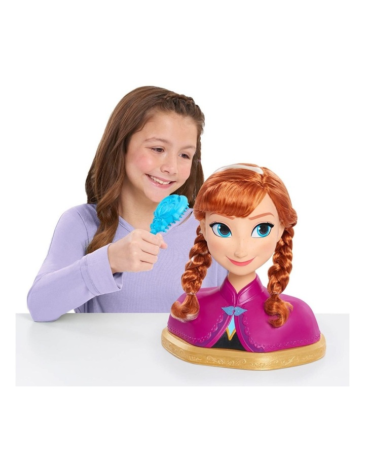 Frozen Anna Styling Head - Deluxe image 4