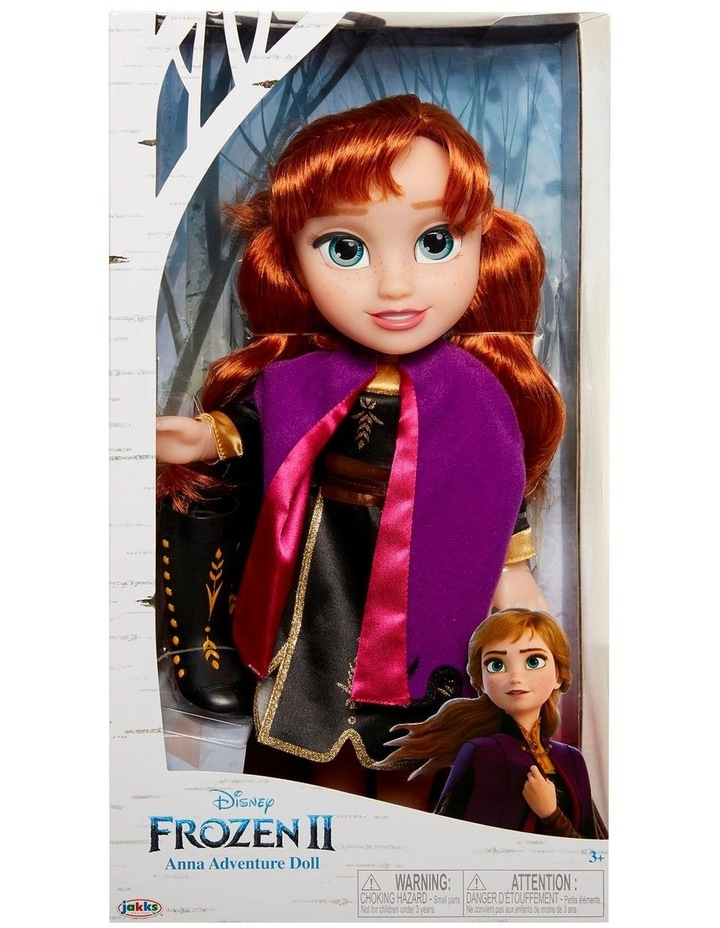 Frozen 2 Anna Toddler Doll image 1