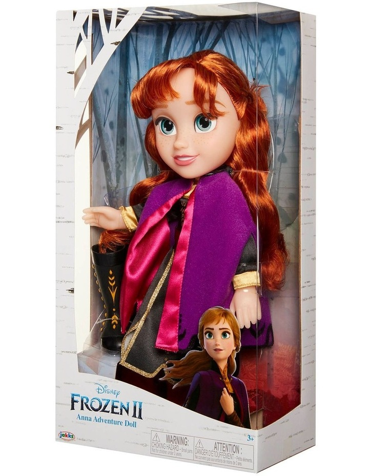 Frozen 2 Anna Toddler Doll image 2