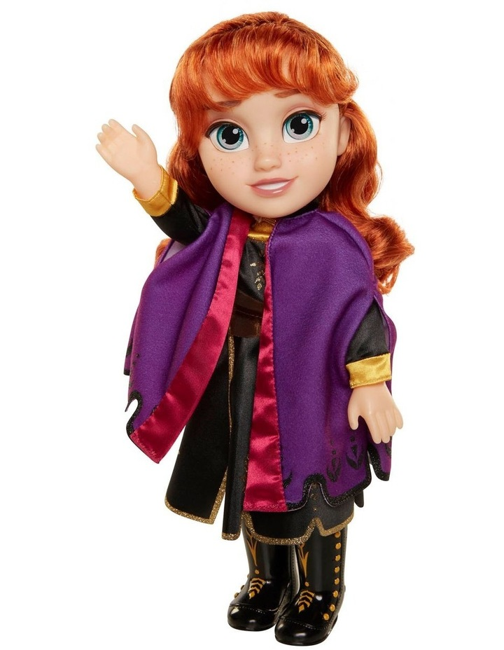 Frozen 2 Anna Toddler Doll image 4