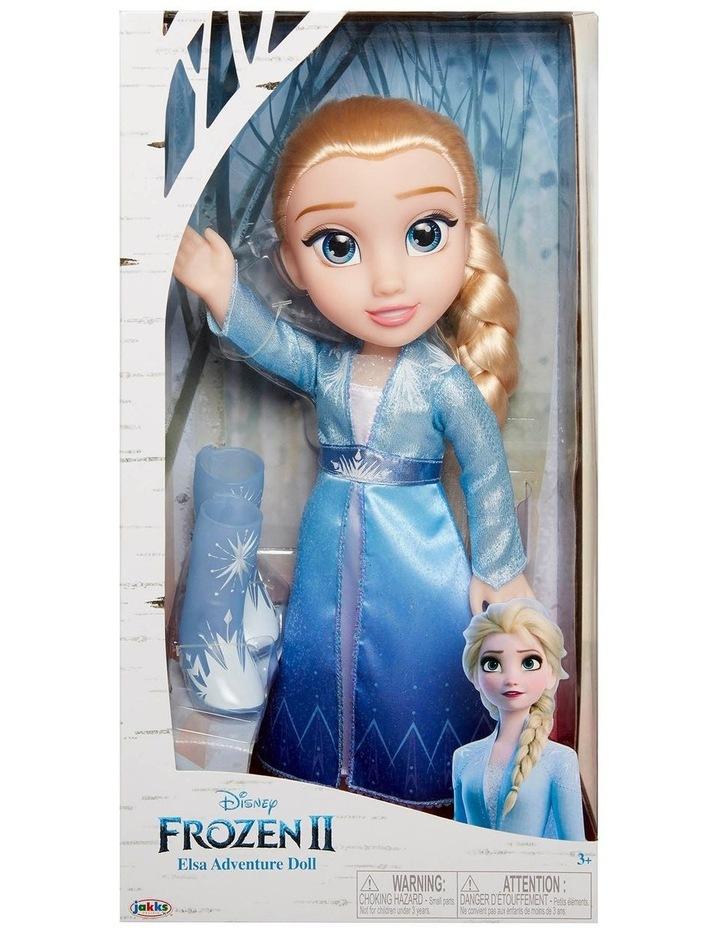 Frozen 2 Elsa Toddler Doll image 1