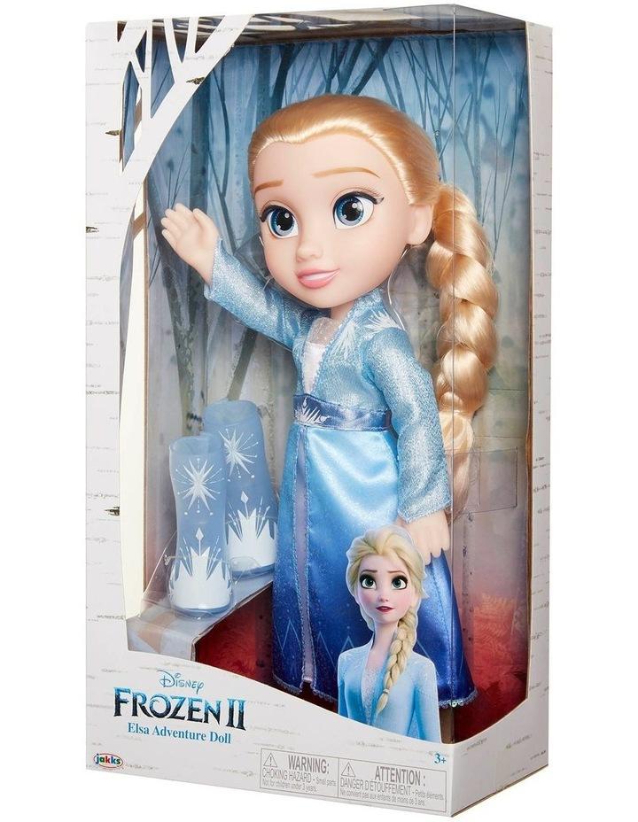 Frozen 2 Elsa Toddler Doll image 2