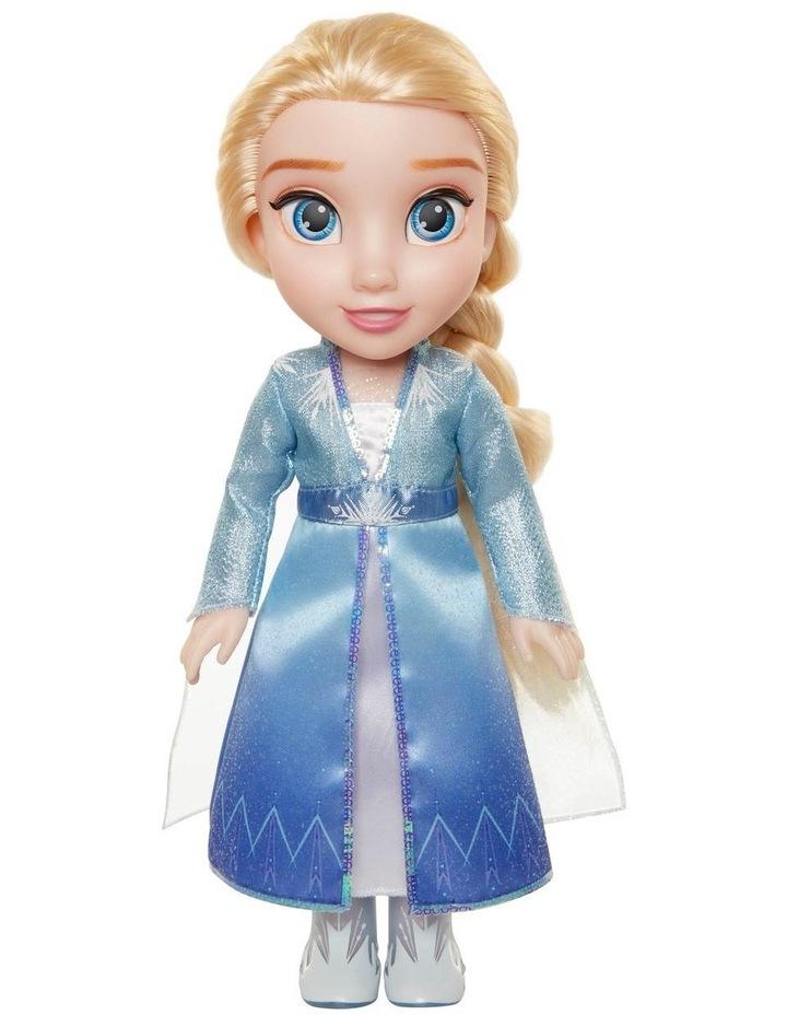Frozen 2 Elsa Toddler Doll image 3