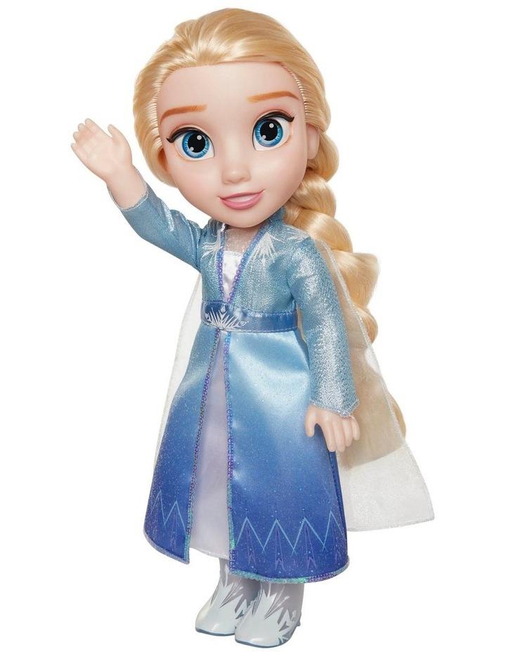 Frozen 2 Elsa Toddler Doll image 4
