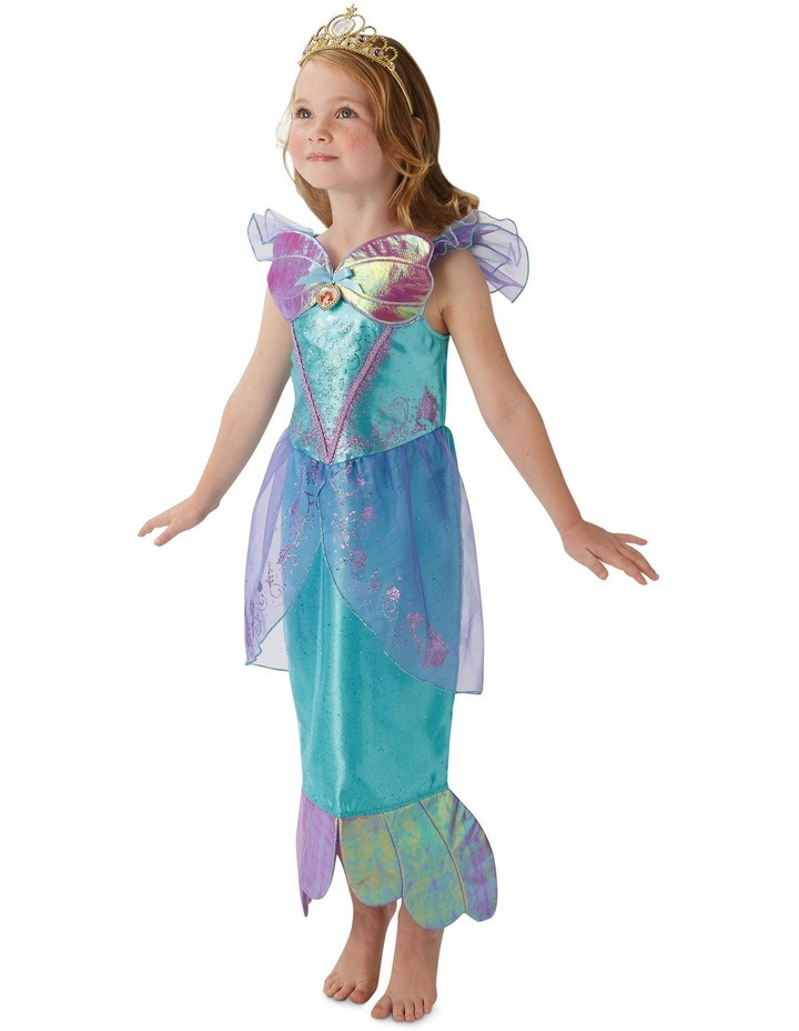 Disney Princess Storyteller Little Mermaid size 4-6 image 1