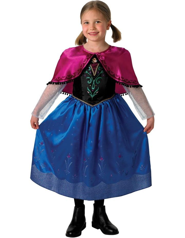 Deluxe Anna Costume 3-5 9014 image 1