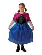 Disney Frozen - Deluxe Anna Costume 3-5 9014