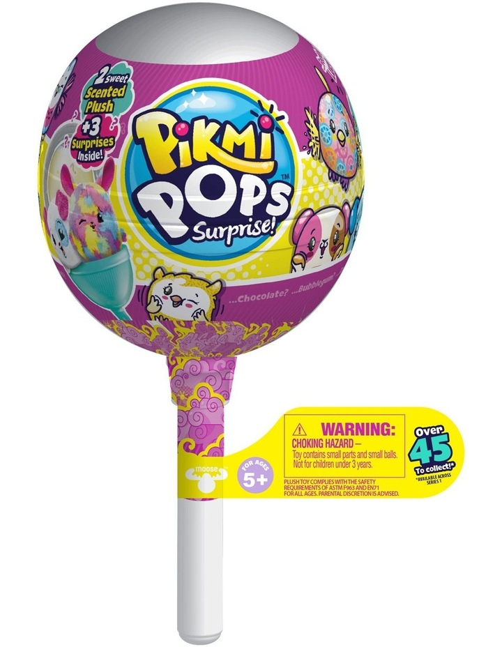 Pikmi Pops, Surprise Pack Assorted image 1