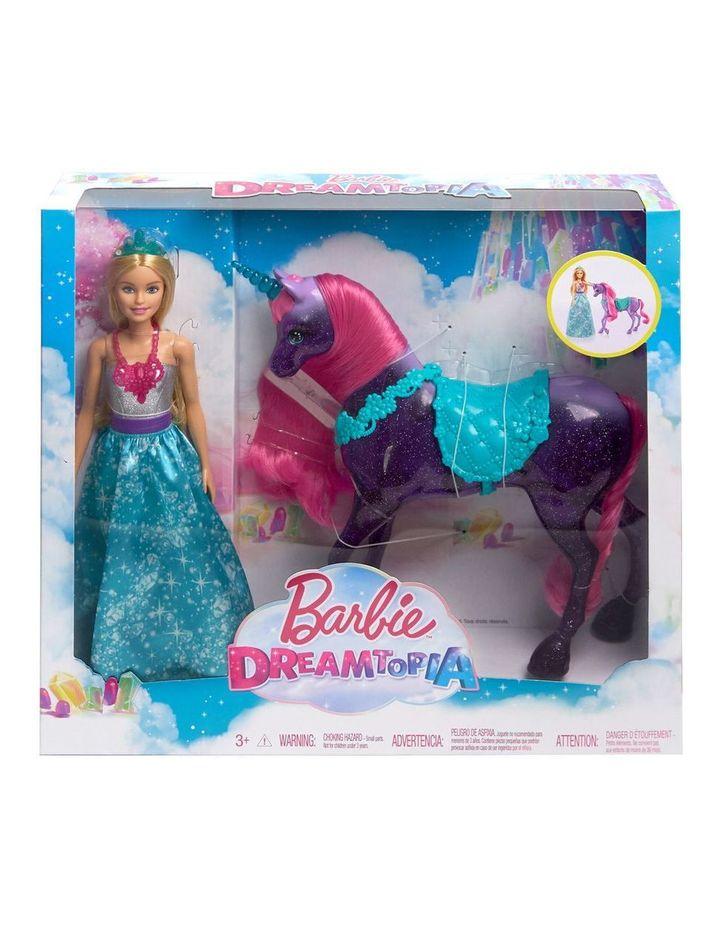 Fairytale Princess and Unicorn image 1