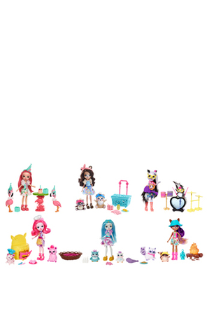 Enchantimals - Doll and Animal Theme Pack