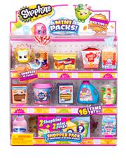 Shopkins - S10 Mini Pack Shopper Pack