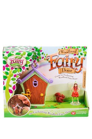 Toy & Hobby - Woodland Fairy Door