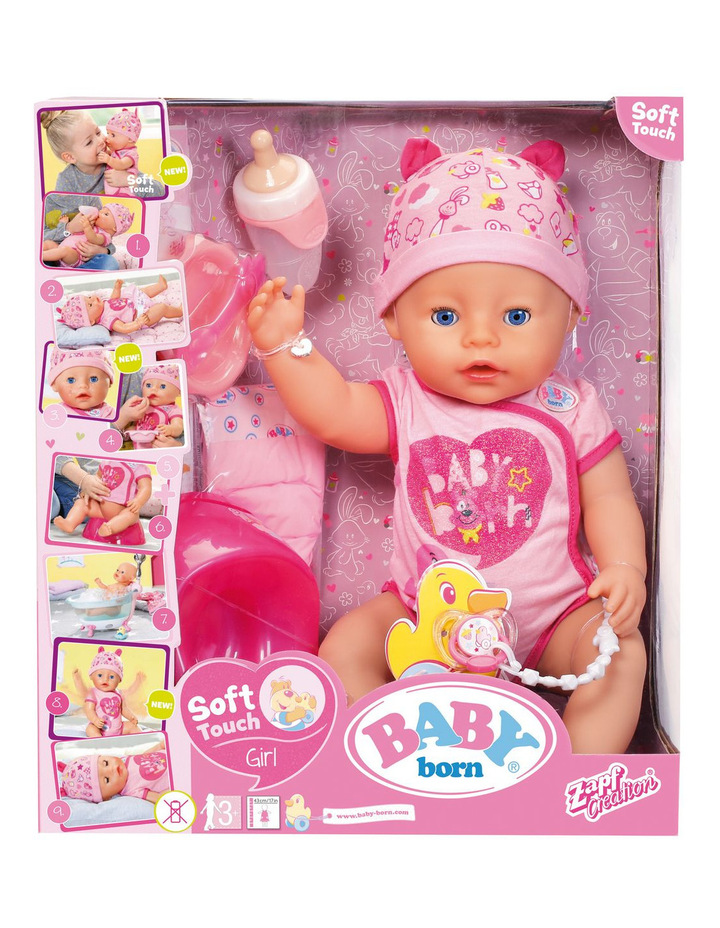Soft Touch Doll image 1