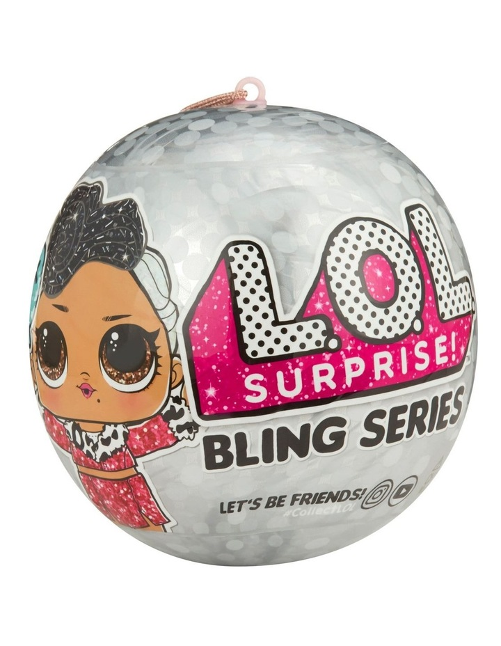 Surprise Dolls Bling Series Assorted image 1