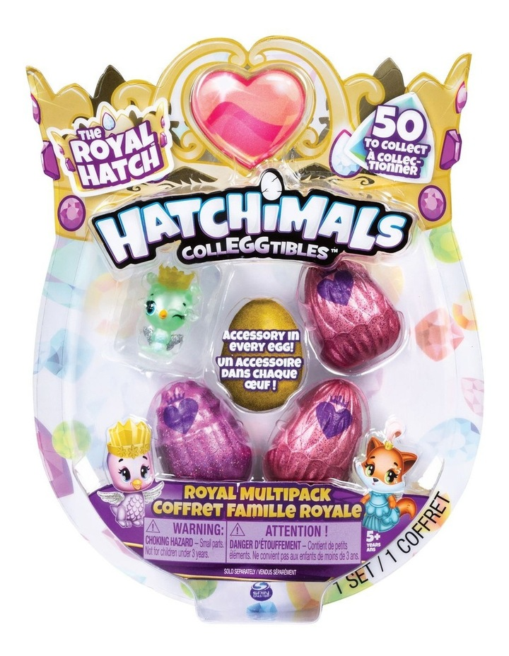 Hatchimals Colleggtibles S6 Royal Multipack image 2