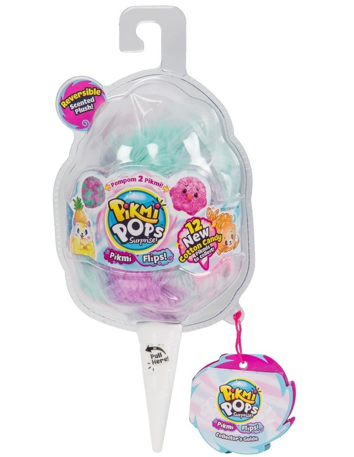Pikmi Pops Pikmi Flips - Cotton Candy Series - Single Pack image 1