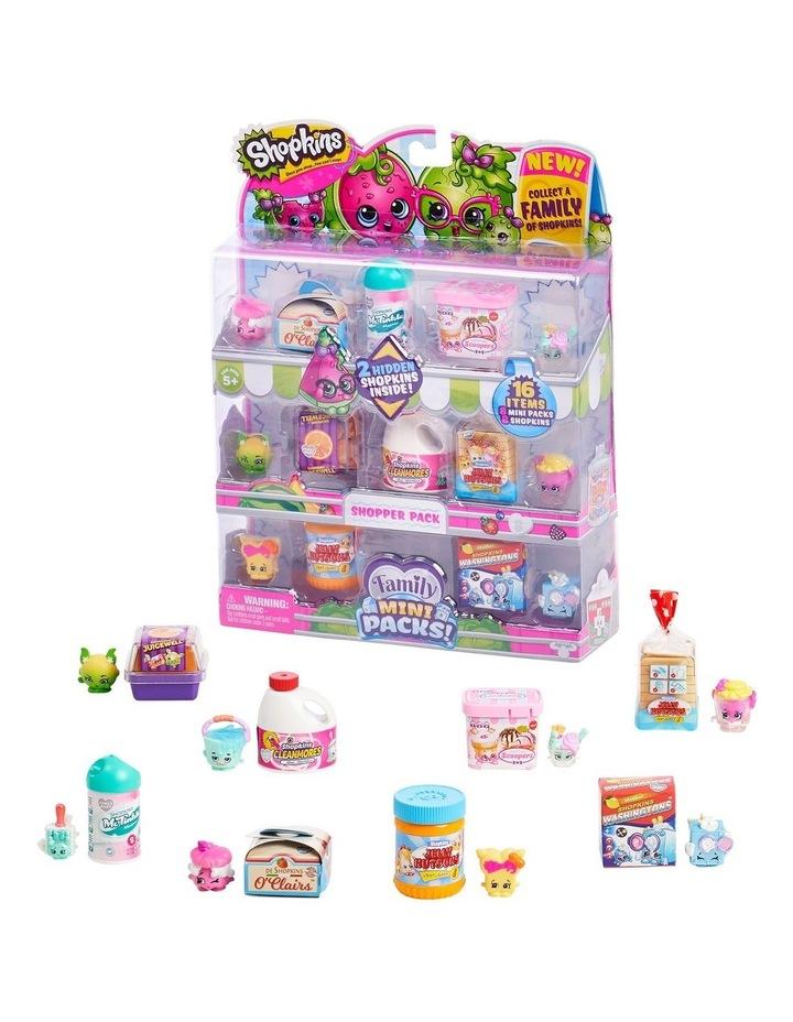 Shopkins Season 11 Family Mini Packs! Shopper Pack Assortment image 1