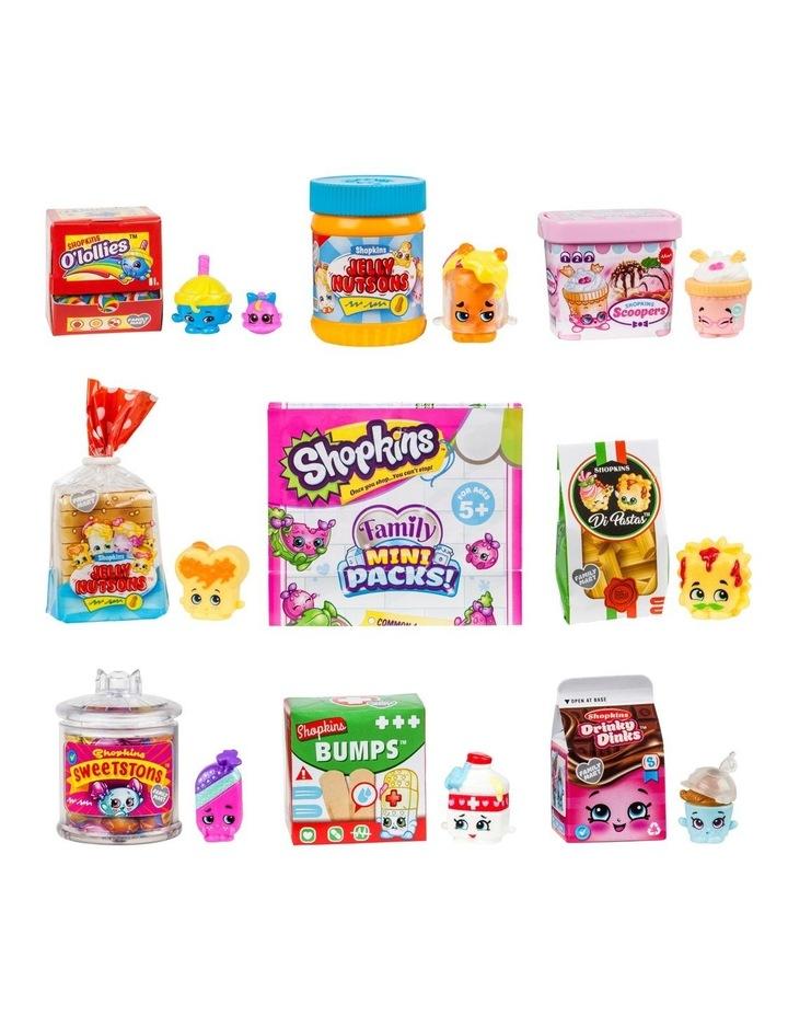 Shopkins Season 11 Family Mini Packs! Shopper Pack Assortment image 2
