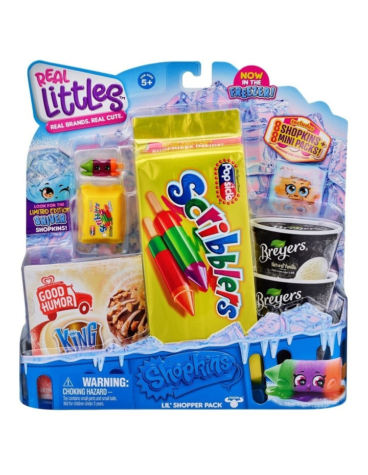Shopkins Real Littles Lil' Shopper Pack image 1