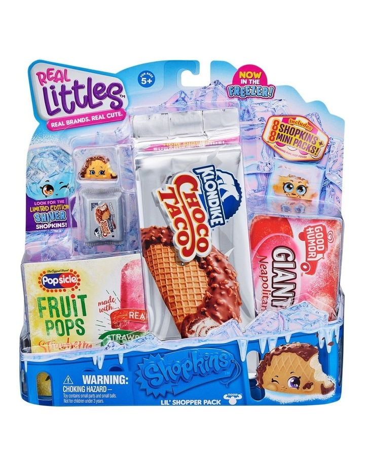 Shopkins Real Littles Lil' Shopper Pack image 6