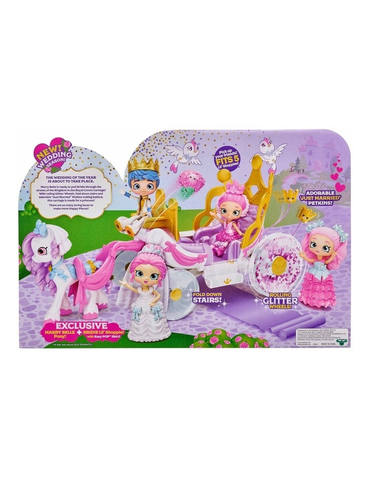 Shopkins Happy Places Royal Wedding Carriage image 6