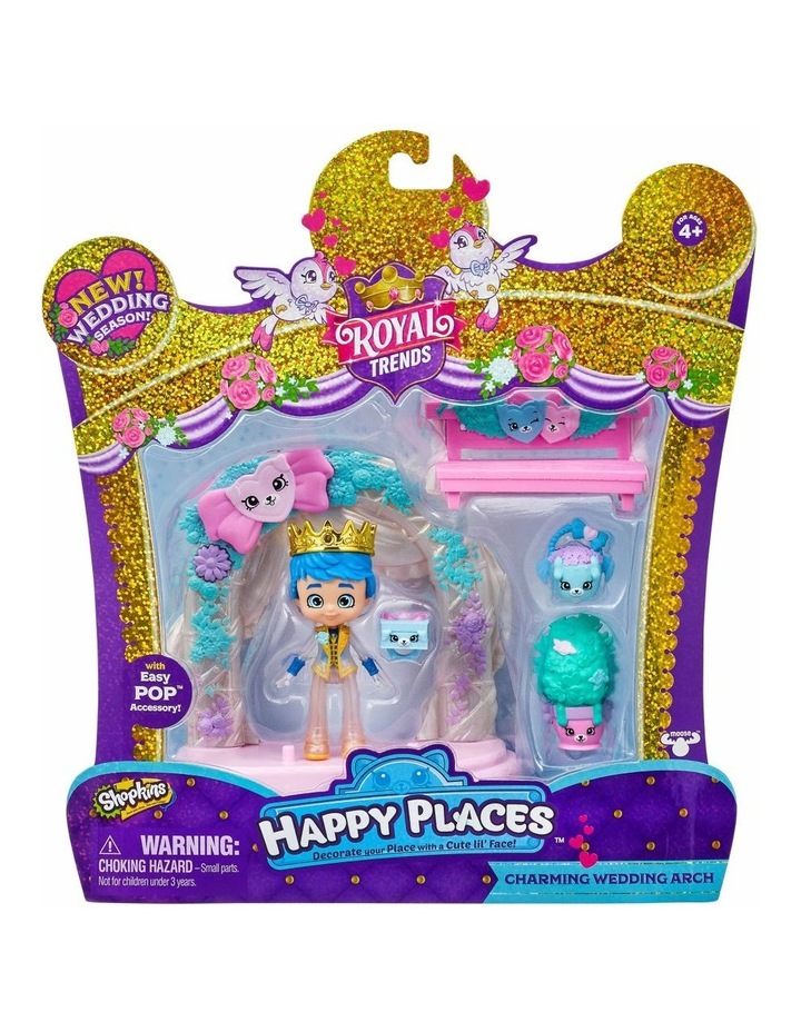 Shopkins Happy Places Happy Scene Pack image 1