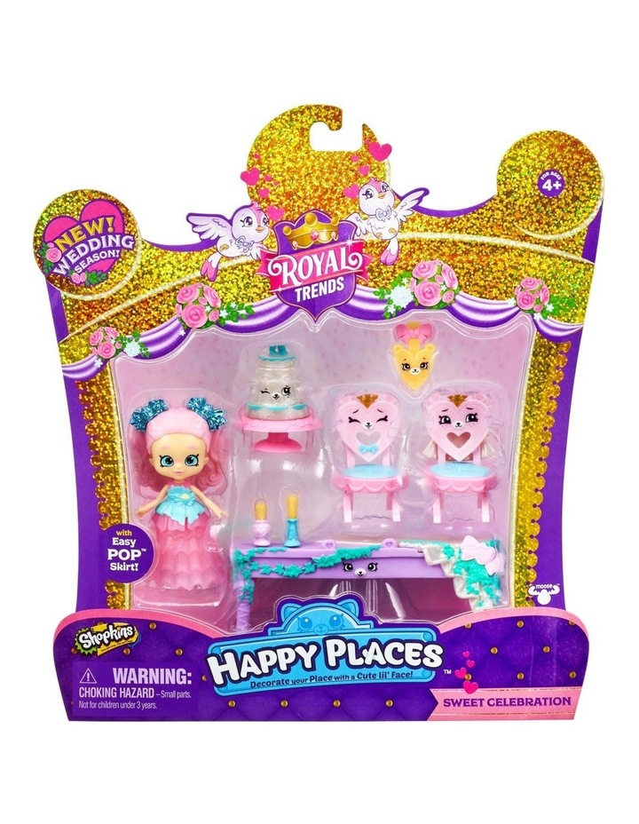 Shopkins Happy Places Happy Scene Pack image 2