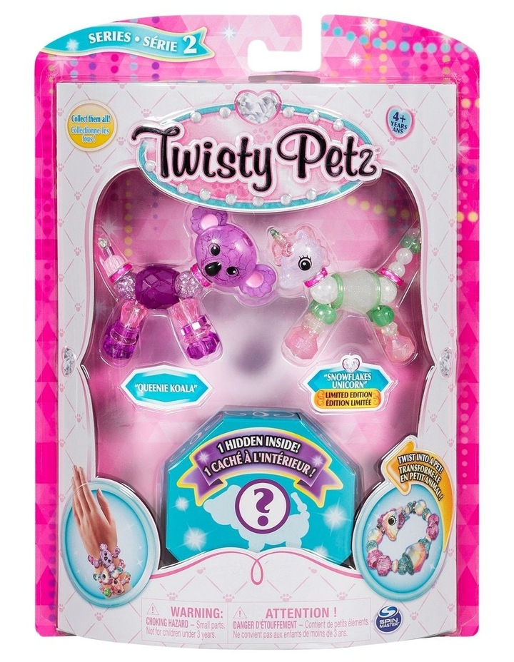 Twisty Pets Three Pack Assortment image 1