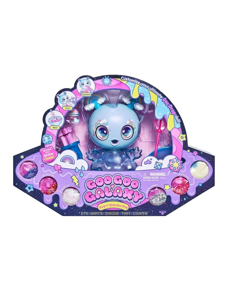 Goo Goo Galaxy   Slurp 'N' Slime Goo Drop Pack - Bowie Beamheart image 1