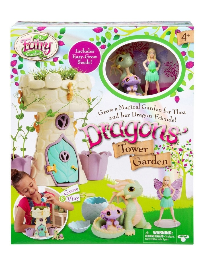 My Fairy Garden Dragon's Tower Garden image 1