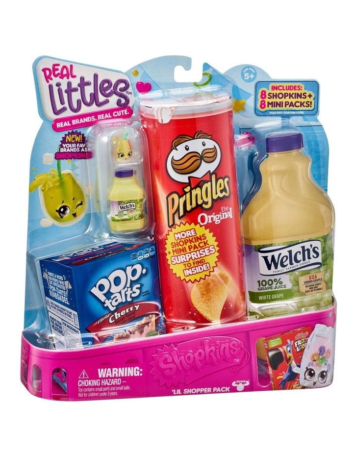 Shopkins Real Littles#8482; Lil' Shopper Pack image 1