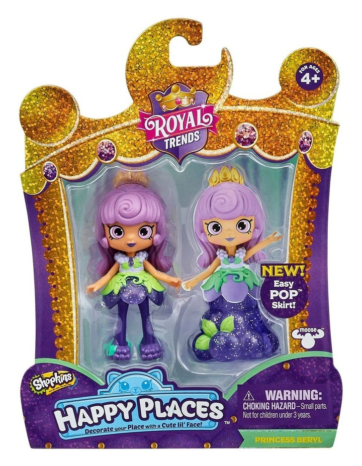 Happy Places Single Doll Pack image 1
