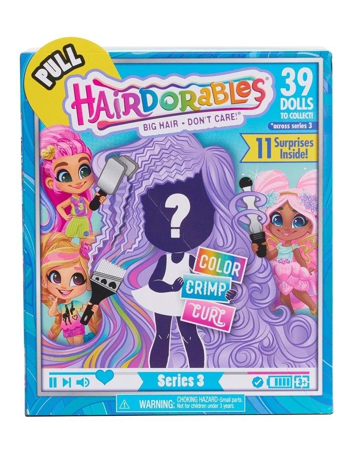 Hairdorables Dolls- Series 3 image 1