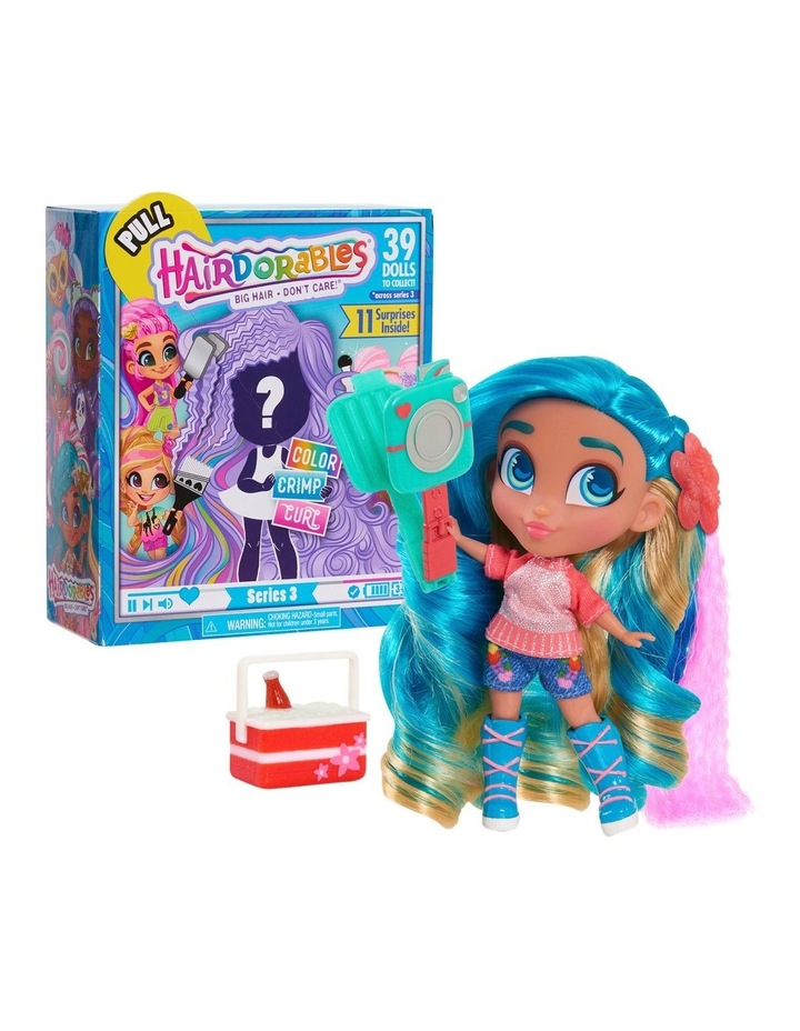 Hairdorables Dolls- Series 3 image 2