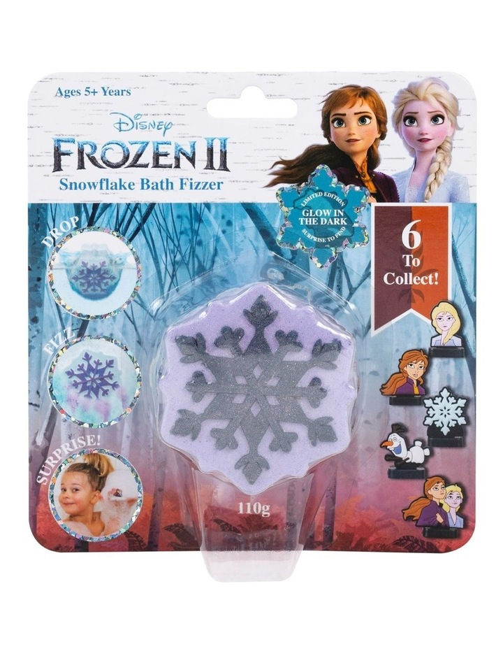 Frozen Snowflake Bath Fizzer image 1