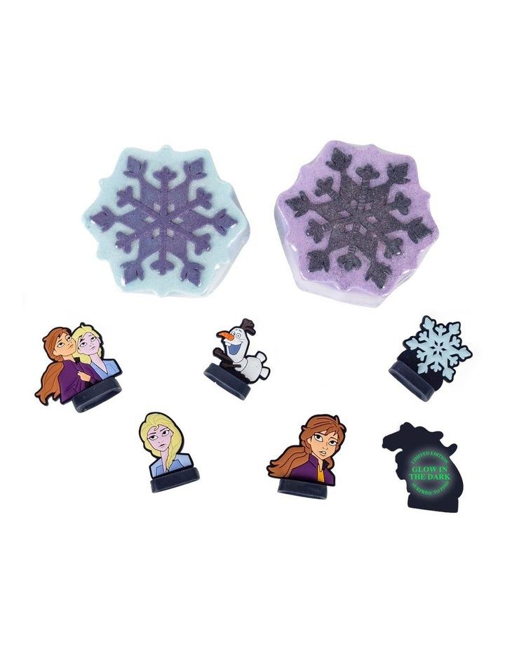 Frozen Snowflake Bath Fizzer image 3