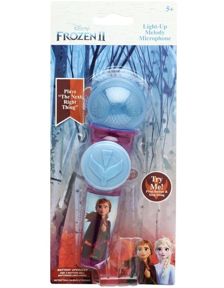 Frozen II Light & Sound Microphone image 1