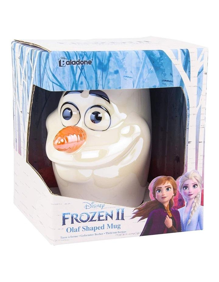 Olaf Shaped Mug image 1