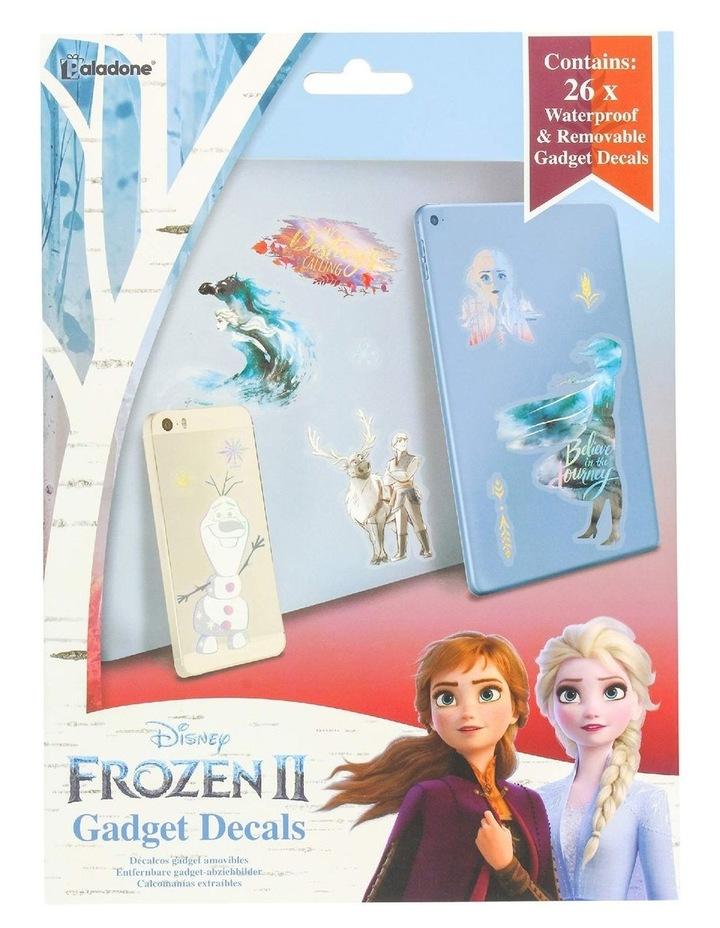 Frozen 2 Foil Gadget Decals image 1