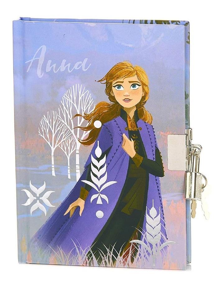 Frozen 2 Anna Secret Diary image 1