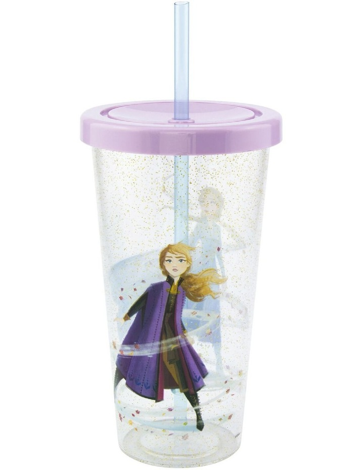 Frozen 2 Cup and Straw image 1