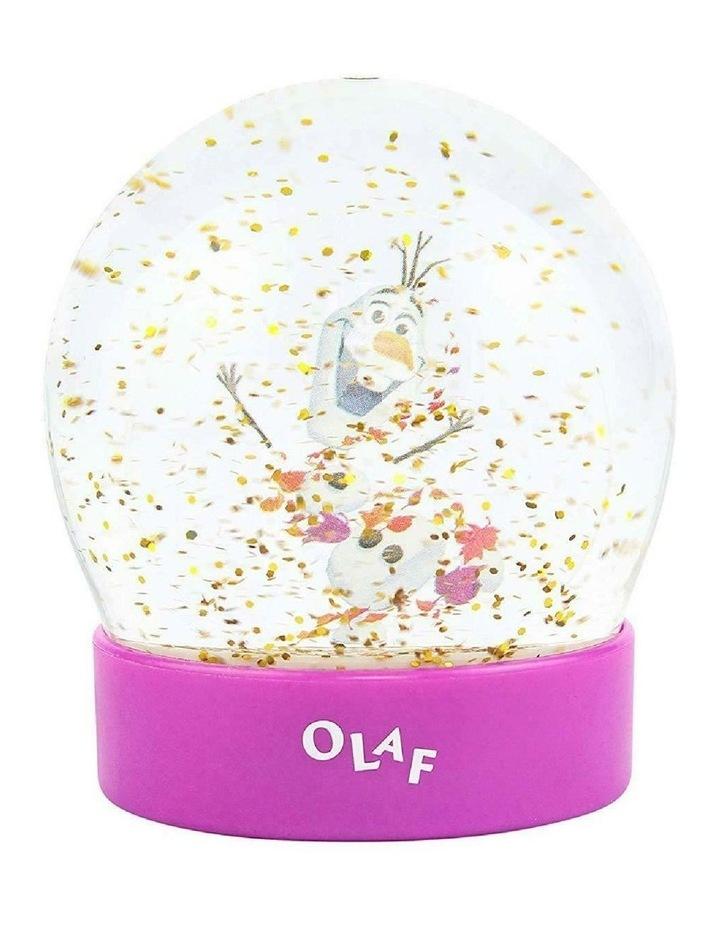 Frozen 2 Snow Globe BDP USA image 1