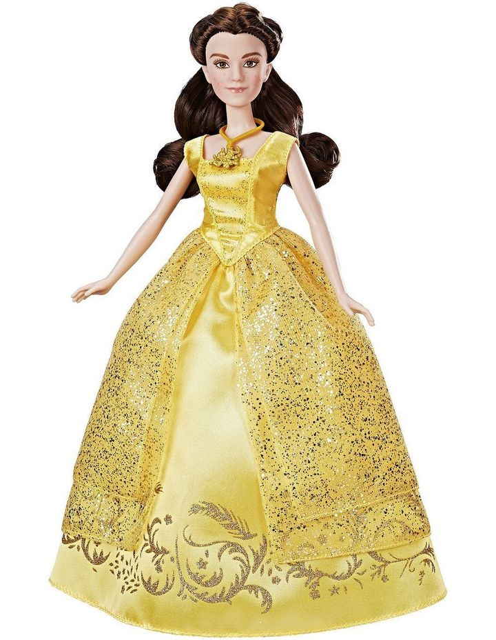 Beauty & The Beast Singing Belle image 1