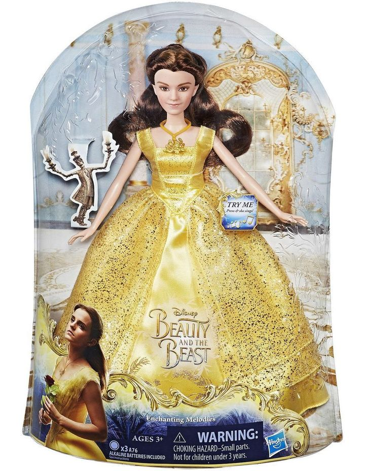 Beauty & The Beast Singing Belle image 2