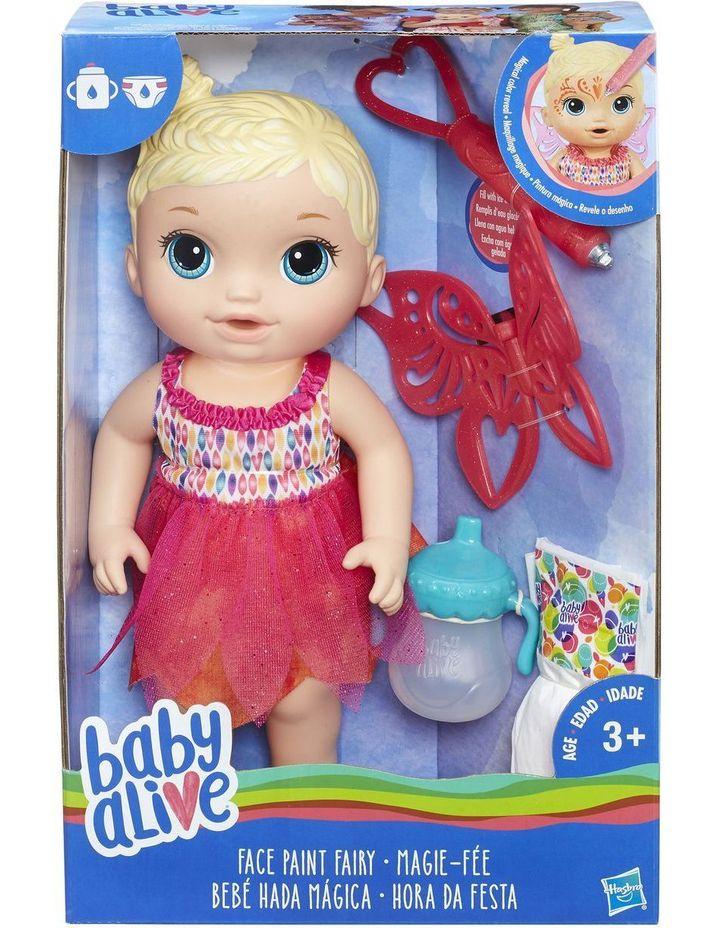 Face Paint Fairy image 1
