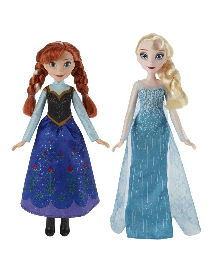 Disney Frozen Classic Fashion Doll Assorted image 1