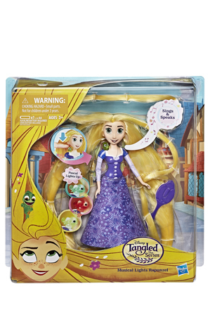 Disney Princess - Tangled Story Figure Music